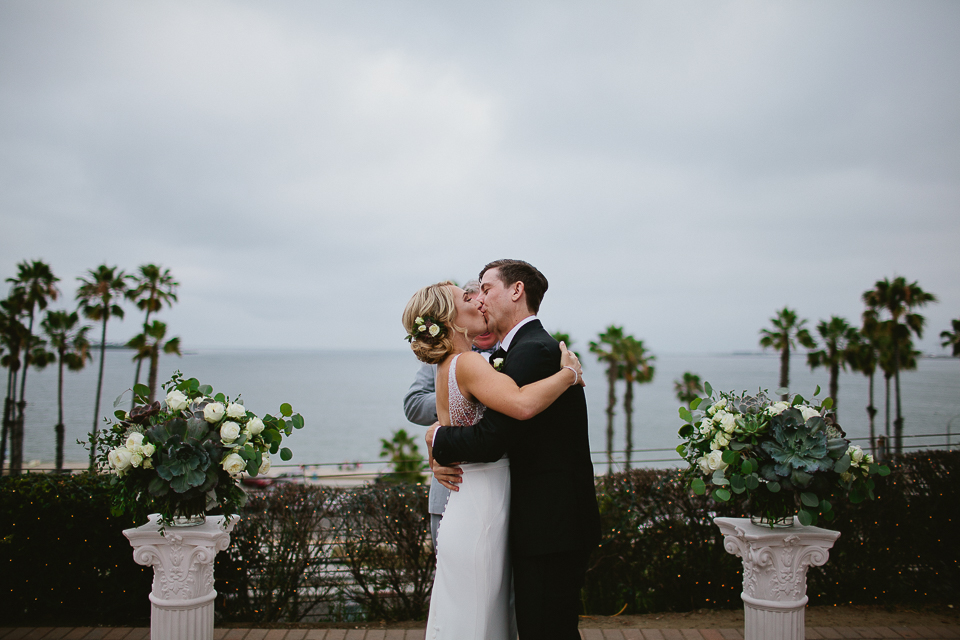 long beach museum of Arts Wedding