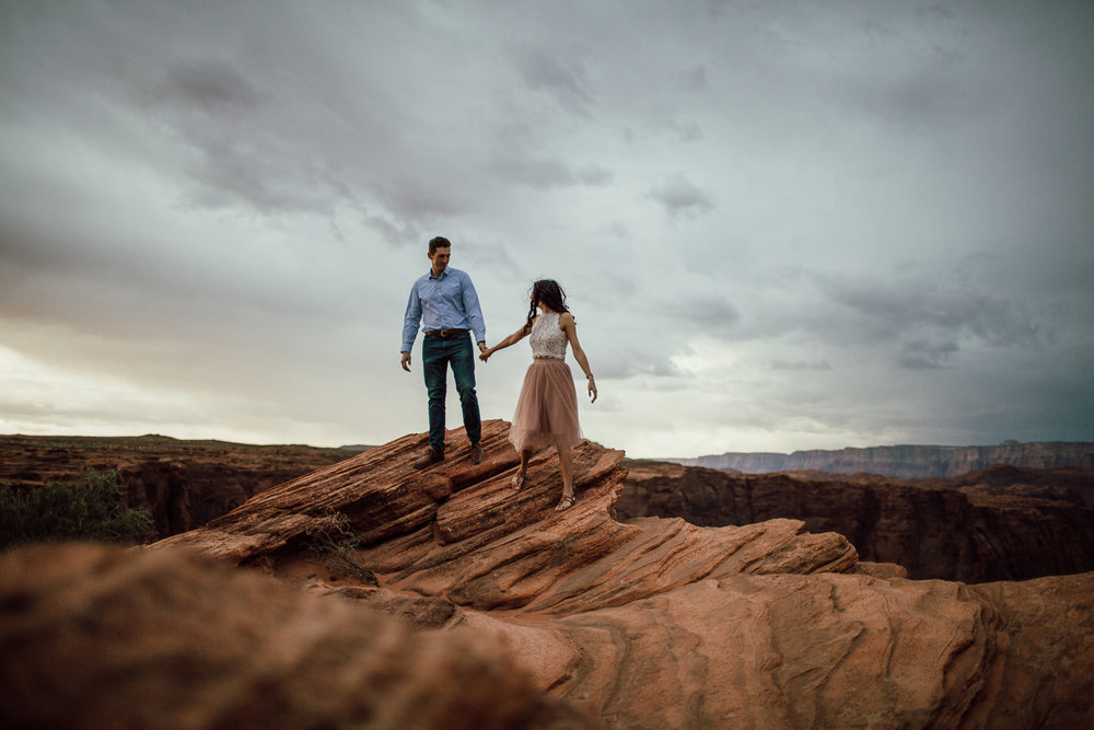 Horseshoe Bend engagement session-1073.jpg