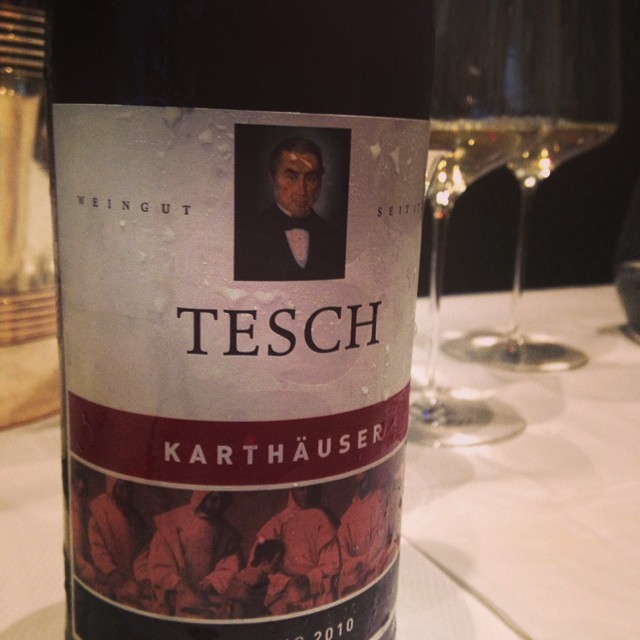 Love all the colors, especially #Red thank you @PigottRiesling @AmSommelier @TeschWines @LeBernardinNY