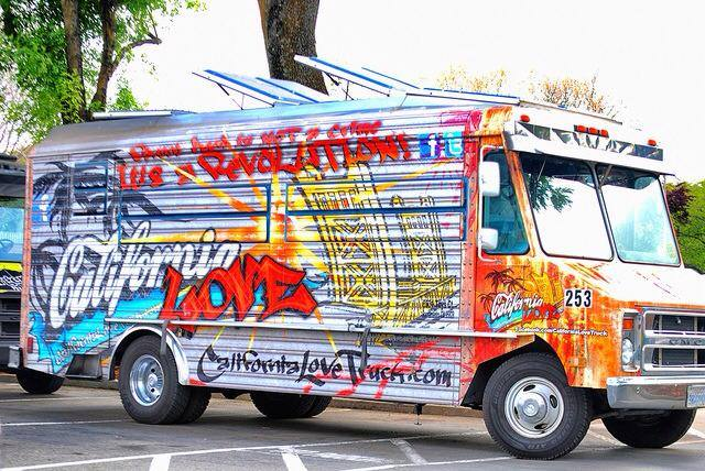 The California Love Food Truck Stopping By Brewery Today Mraz Brewing Company