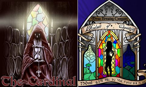 The Cardinal Flanders Red Ale & Window of Opportunity