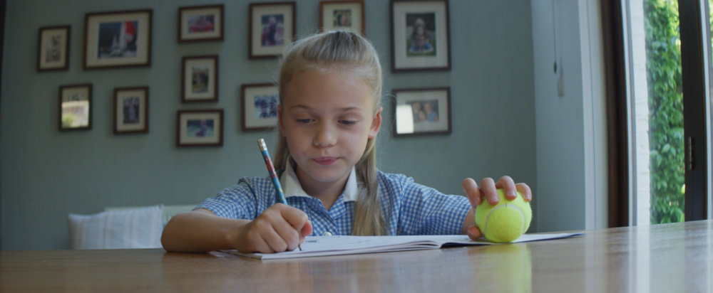 WTA Singapore Finals TVC directed by Rory Langdon-Down