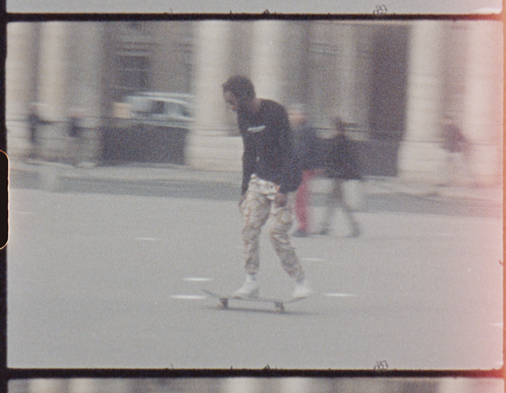 Paris Fashion Week - Super 8 promo. Directed by Rory Langdon-Down