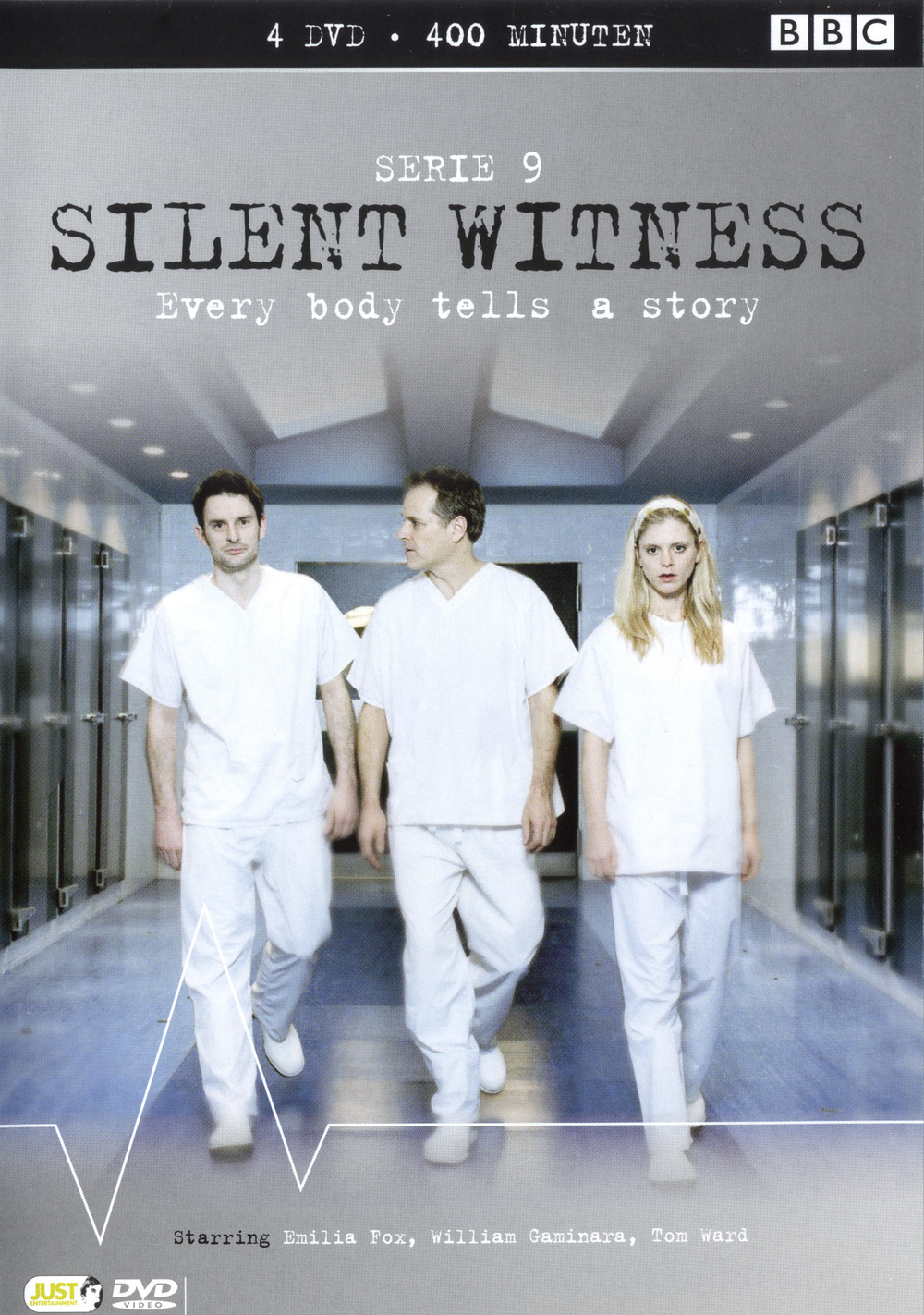 I worked on two seasons of Silent Witness.  My episodes The Meaning of Death and A Body Of Work were heavy on plot and high on body count.