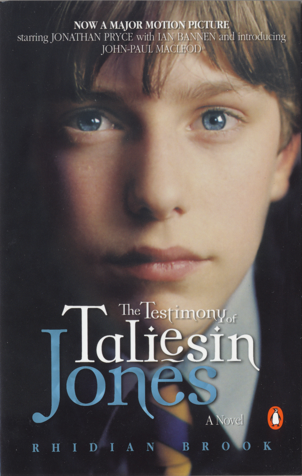 The Testimony Of Taliesin Jones was made into a feature starring Jonathan Pryce and Ian Bannen. It was released in the US as Small Miracles. It was almost a very good film.