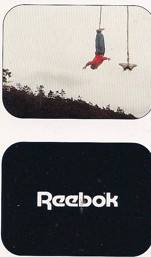 "Reebok Pump - ""Bungee Jump"" TV"