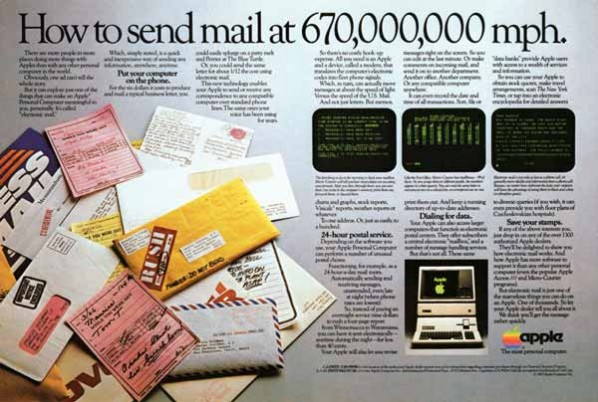 Apple - Electronic Mail