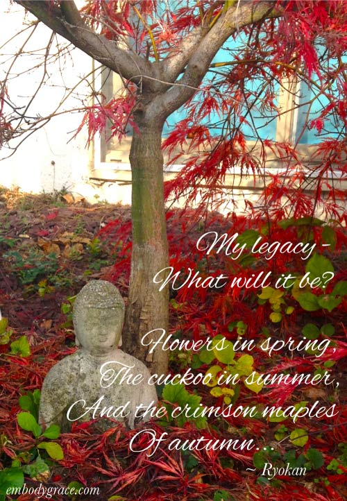 Glorious Fall In This Season Of >> In This Glorious Season Of Grief Embodygrace
