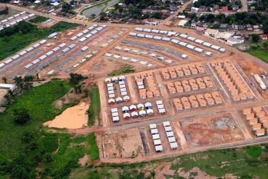 Conjunto habitação de interesse social pelo MCMV, Rio Branco Foto divulgação [Acervo LabQuapá FAU USP]