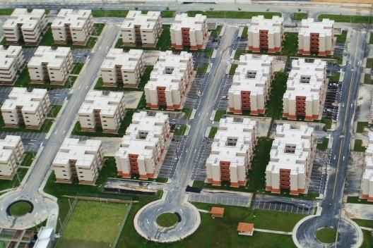 Conjunto do segmento econômico em Manaus Foto divulgação [Acervo LabQuapá FAU USP]