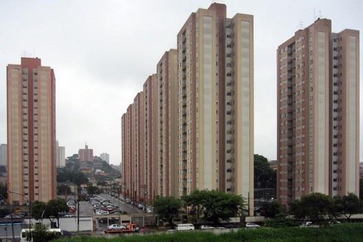Conjunto do segmento econômico em São Paulo Foto Fernando Boari [LabHab]