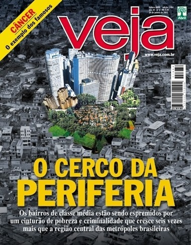Capa da revista Veja, edição 1684 de 24 de Janeiro de 2001