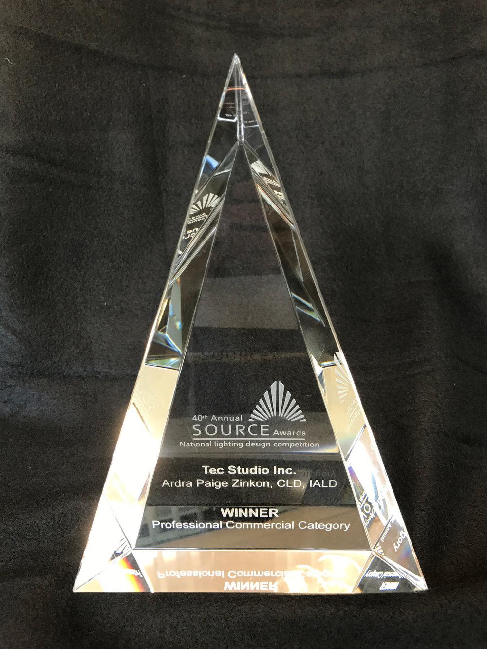 Eaton Source Award