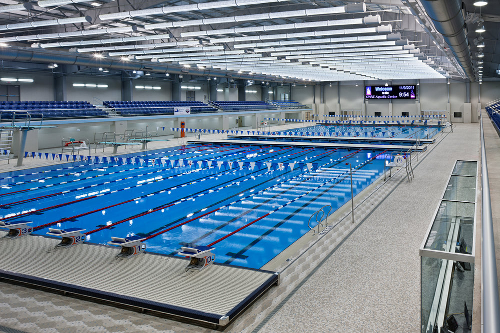 SPIRE Institute Aquatics Center