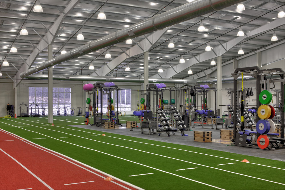 Michael Johnson Performance Center