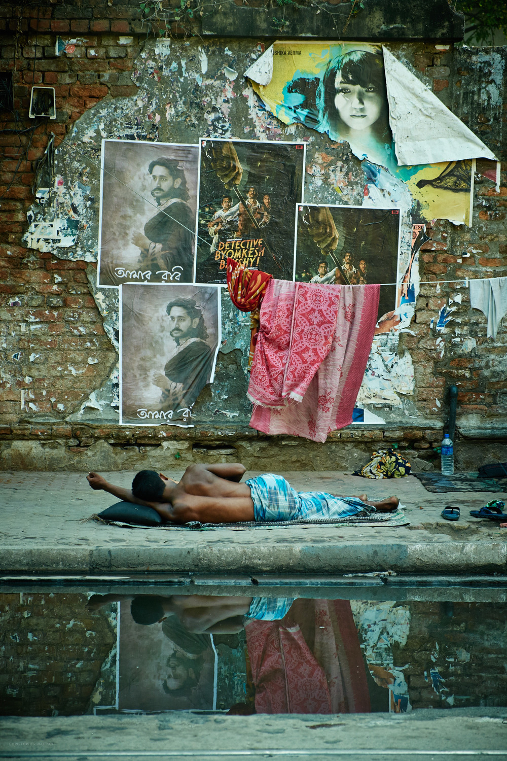 Languid Sleep, Kolkata.