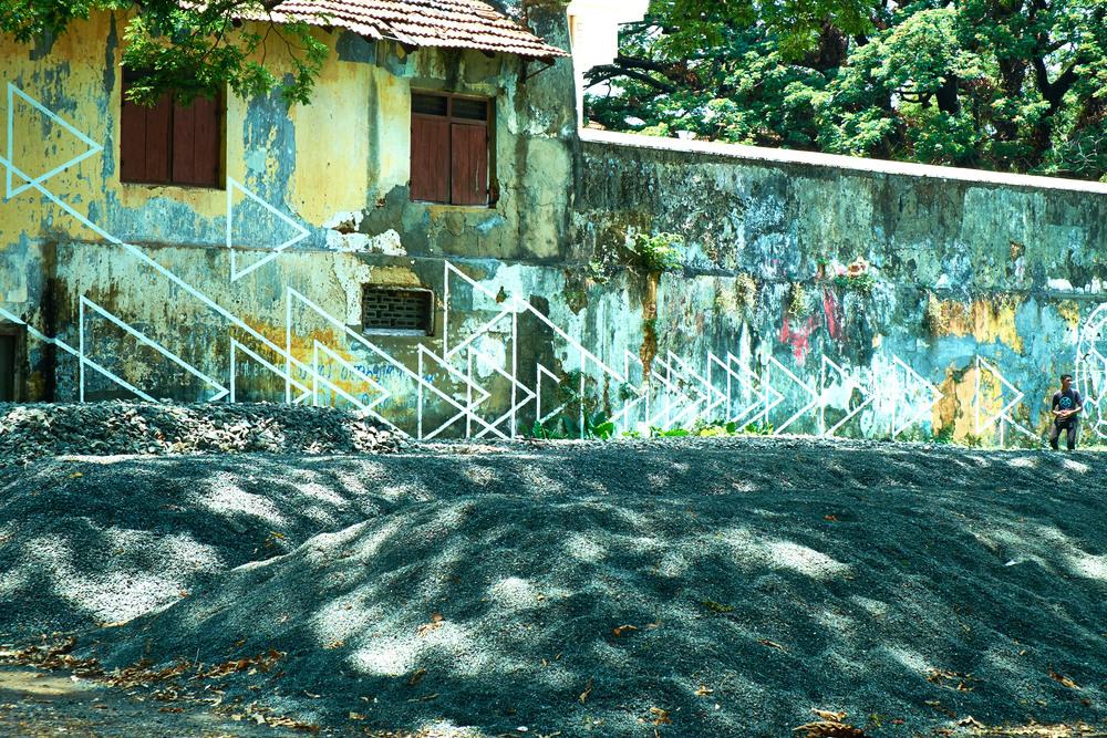 Outfielder, Fort Kochi.