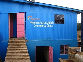 The Johanna Justin-Jinich Community Clinic is Now Open!
