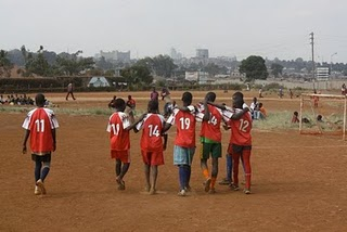 The Kibera World Cup