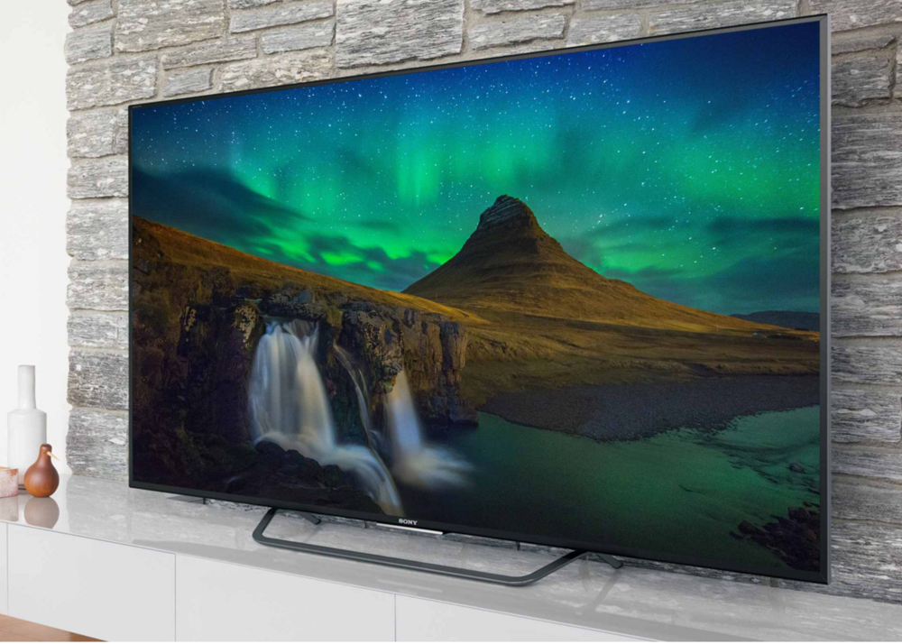 "Sony 85"" 4k UHD TV"