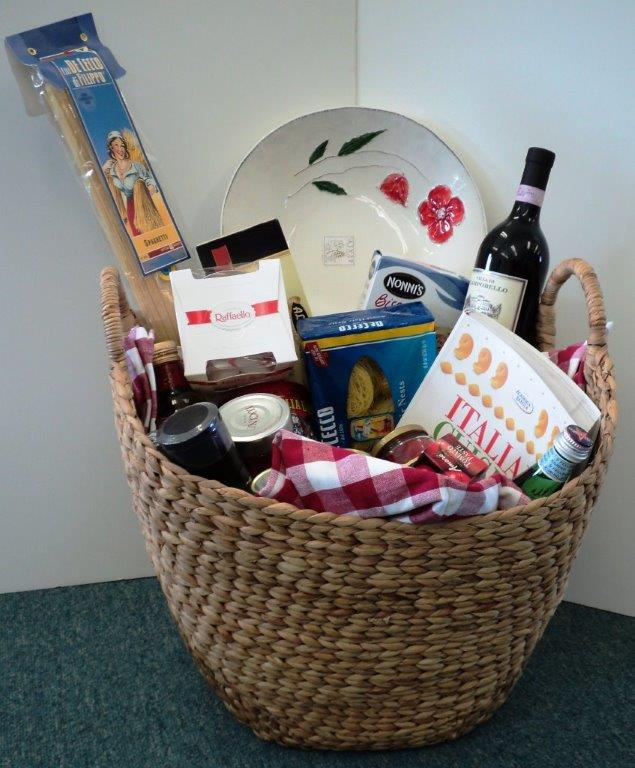 #17 A Taste of Italy, donated by: Colleen Leo & Barbara Leo