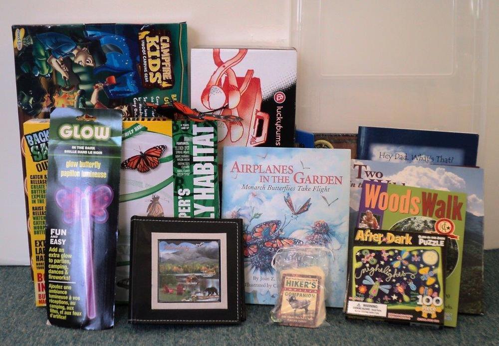#3 Adirondack Kids Have Fun!!, donated by Linda Stevens