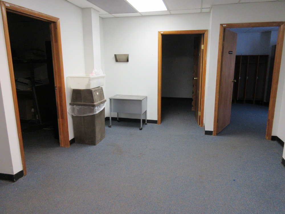 Meeting/Program Rooms - Before