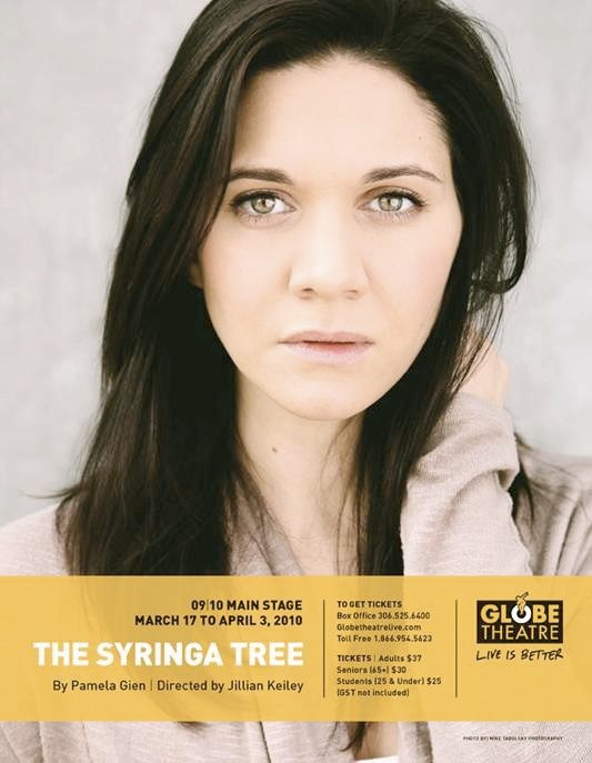 THE SYRINGA TREE: STARRING AMY MATYSIO