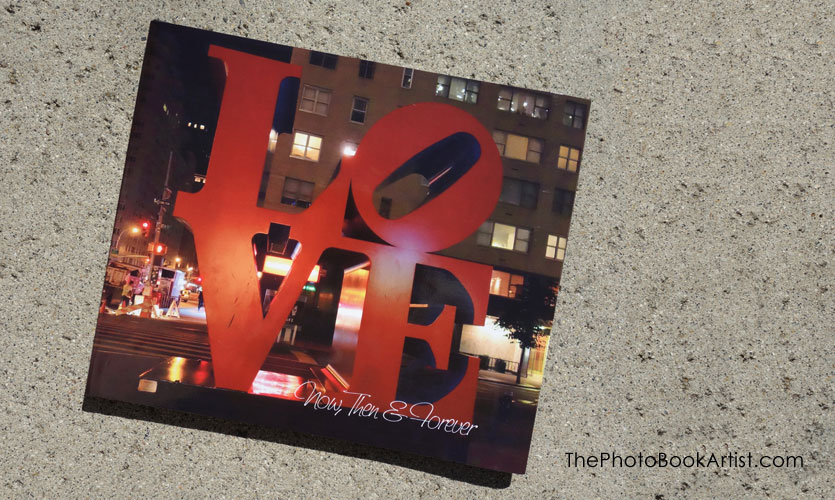 Valentine's Photo Book by The Photo Book Artist