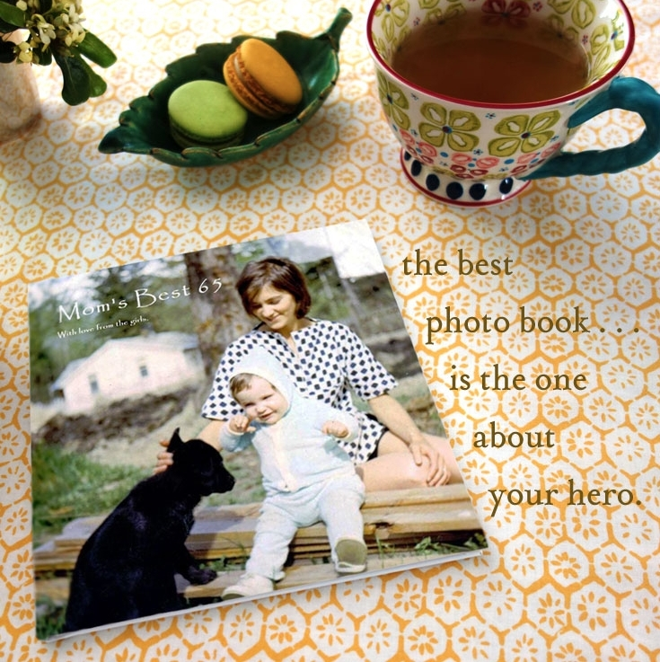 How to Make a Special Mother's Day Photo Book in 4 Steps by The Photo Book Artist