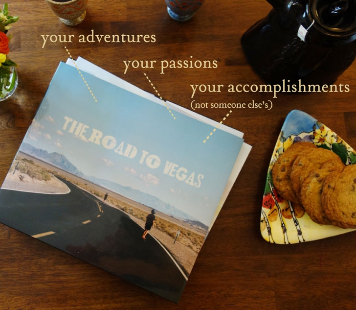 The best table books are about your adventures, your passions, your accomplishments. Instead of a table book filled with photos of someone else's trip to Vegas make one with photos of your trip to Vegas! Your photos. Your story. Your adventure.