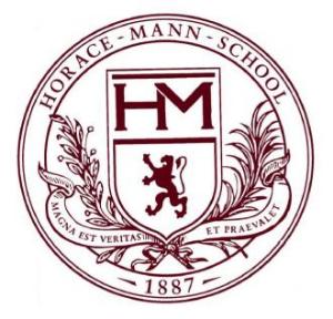 Horace Mann School Web Twitter