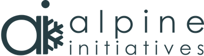 Alpine Initiatives Logo