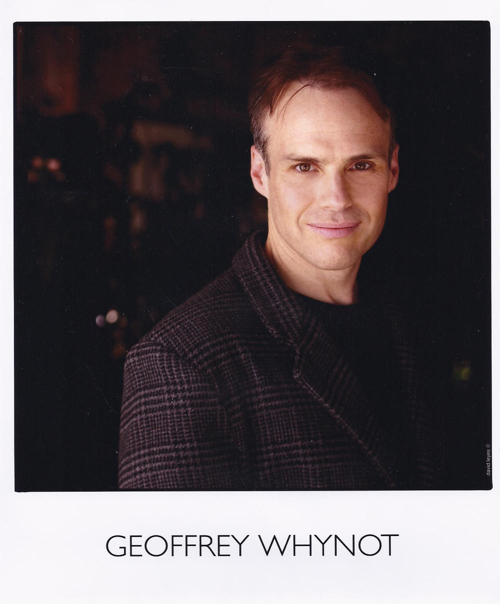 Geoffrey Whynot