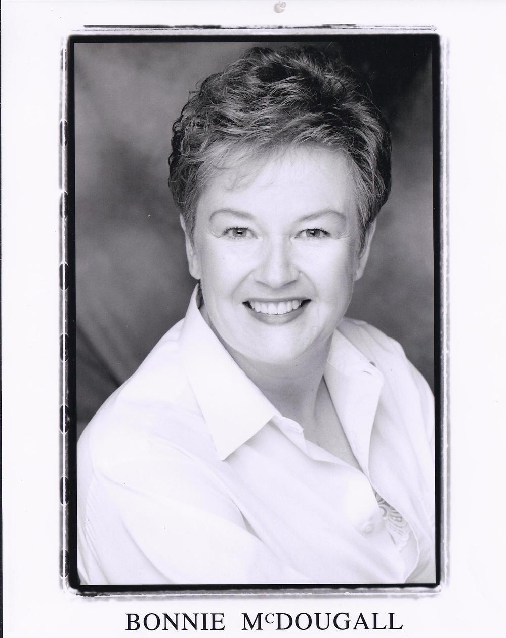 Bonnie McDougall