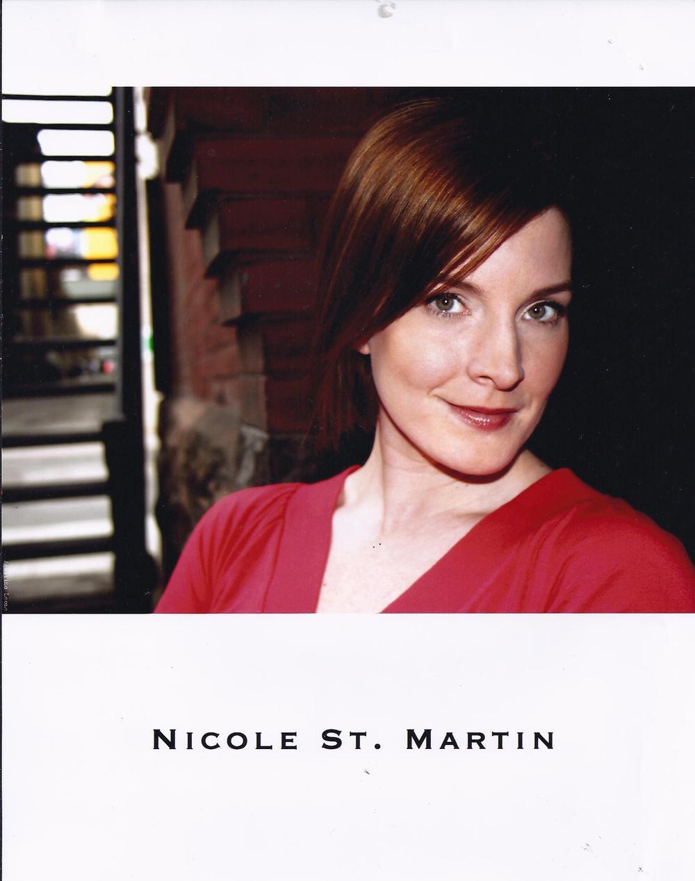 Nicole St. Martin
