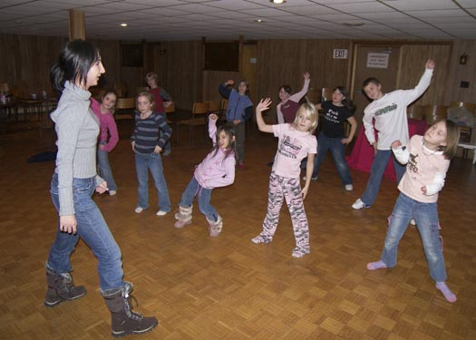 CHILDREN'S WORKSHOP 2006