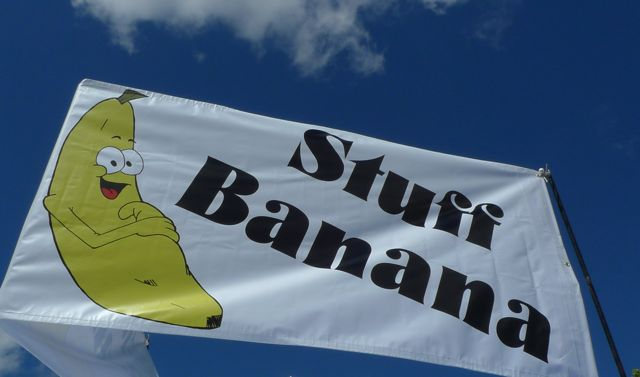 stuff banana