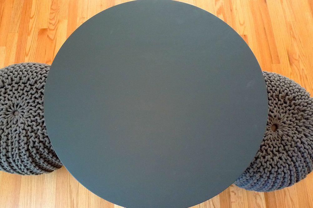chalkboard table clementine