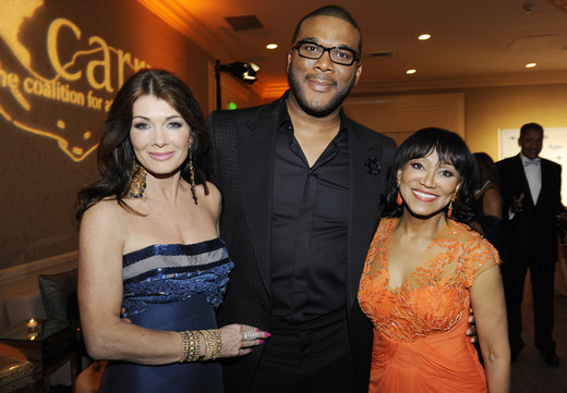Tyler Perry (middle)