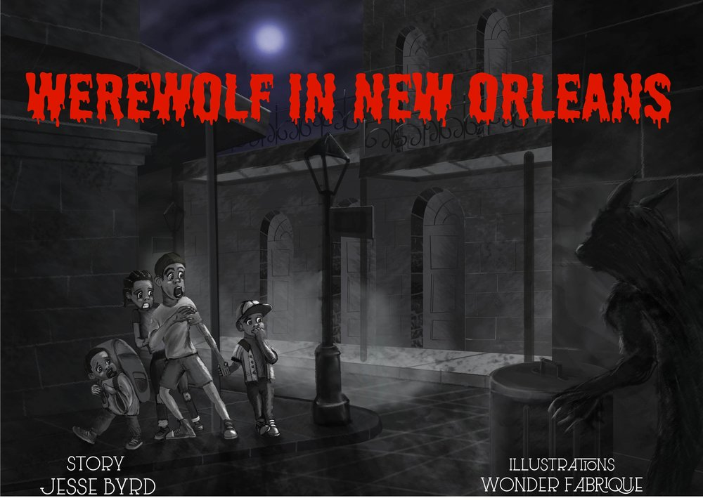 Werewolf in New Orleans Cover (FINAL) (Font Shlop).jpg