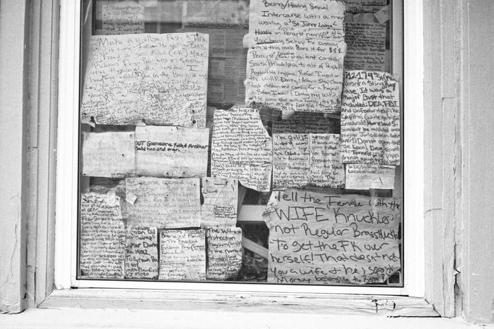Window Dressing - Philadelphia, PA USA 2014