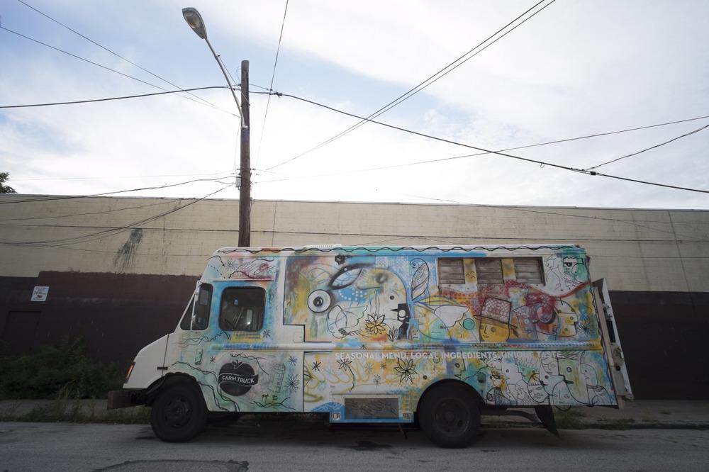 Farm Truck - Philadelphia, PA