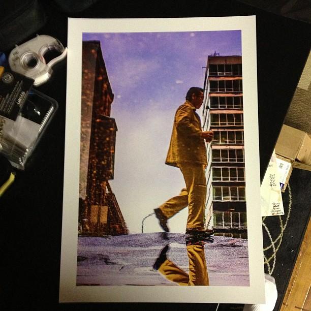 More prints.