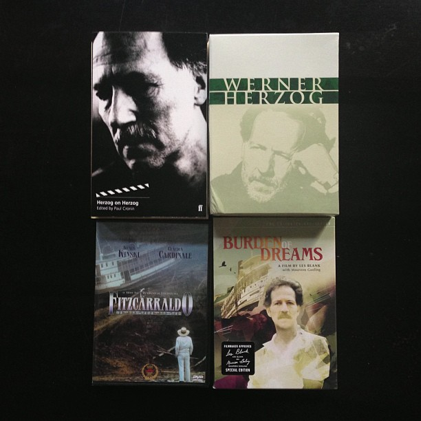 Went a little nuts on the Herzog collection