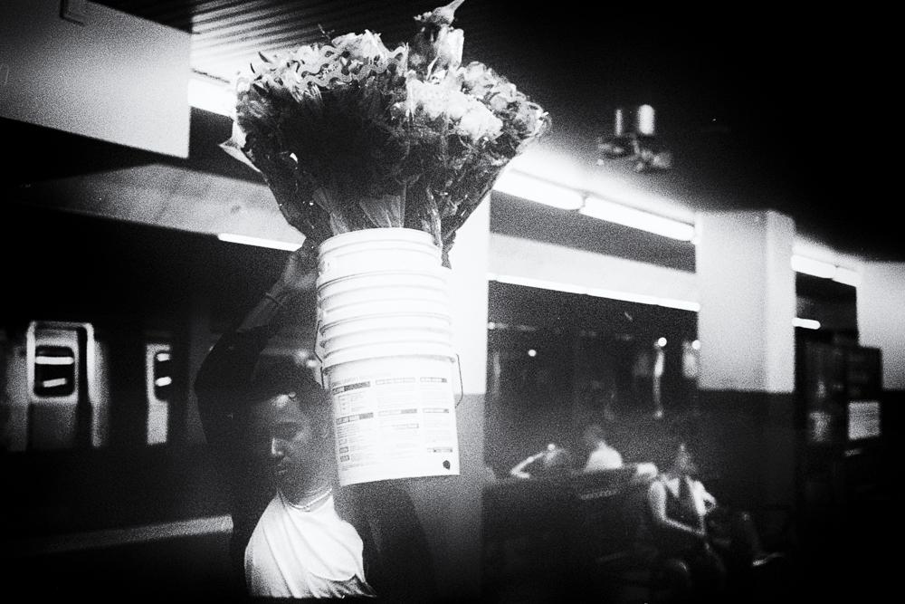 Flower Vendor - Philadelphia 2014