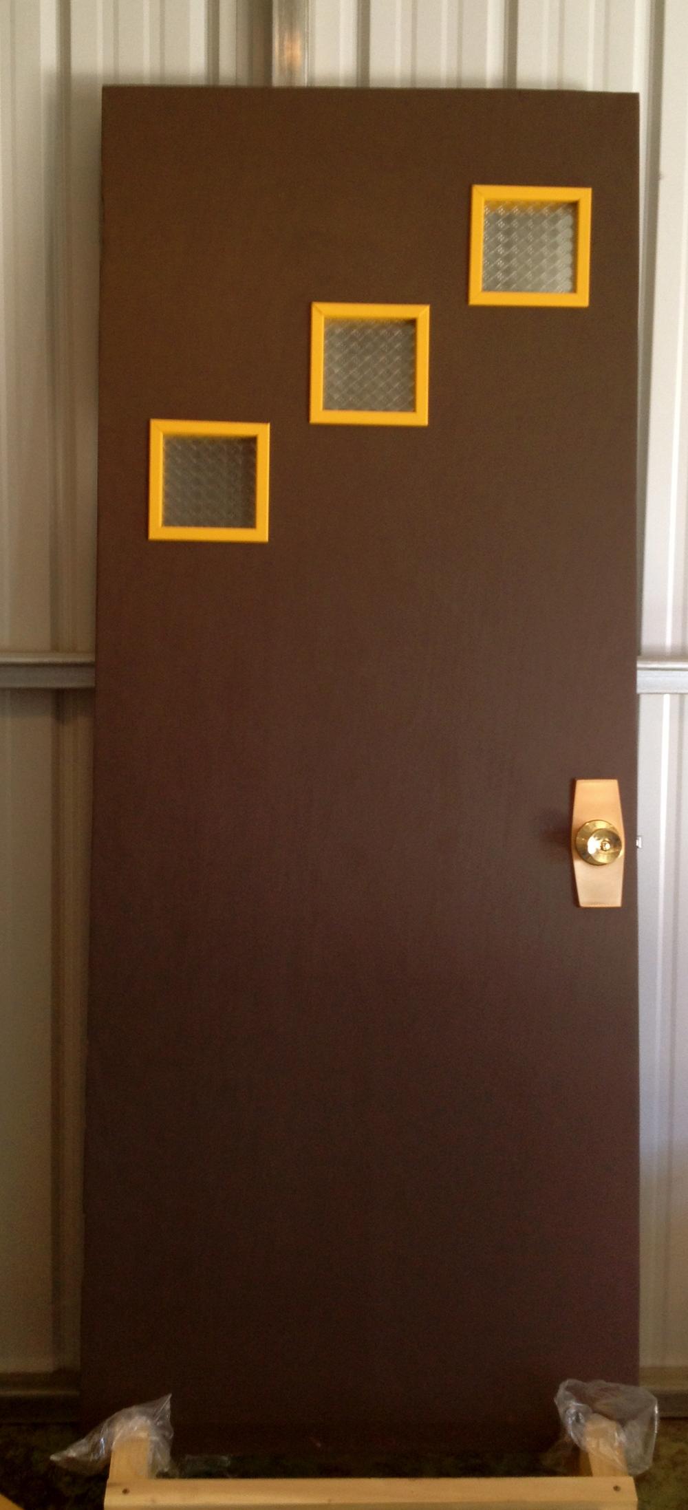 Mid Century Modern Interior Door & Mid Century Modern Interior Door u2014 Reclaimed Space