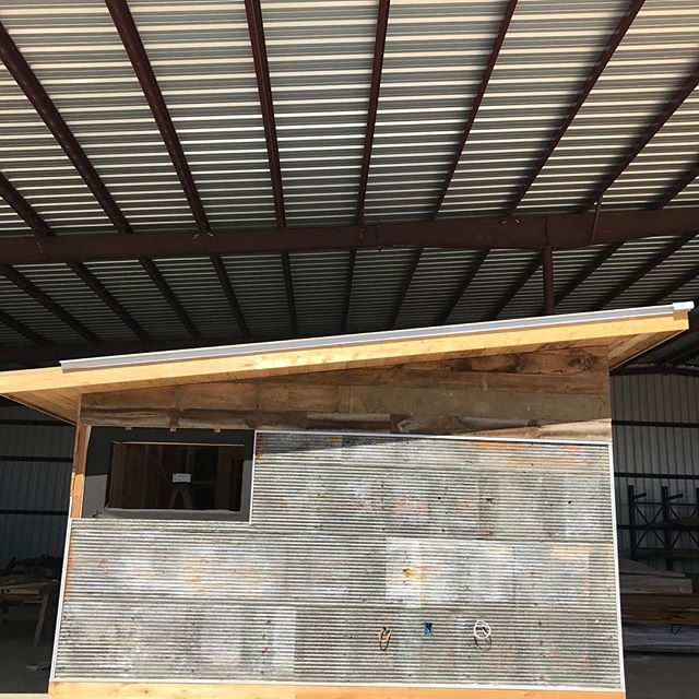 Insulation has begun! We're in the 4th week of a projected 3-4 month build for our client Betty. Stay tuned for updates on this 768 SF gem!