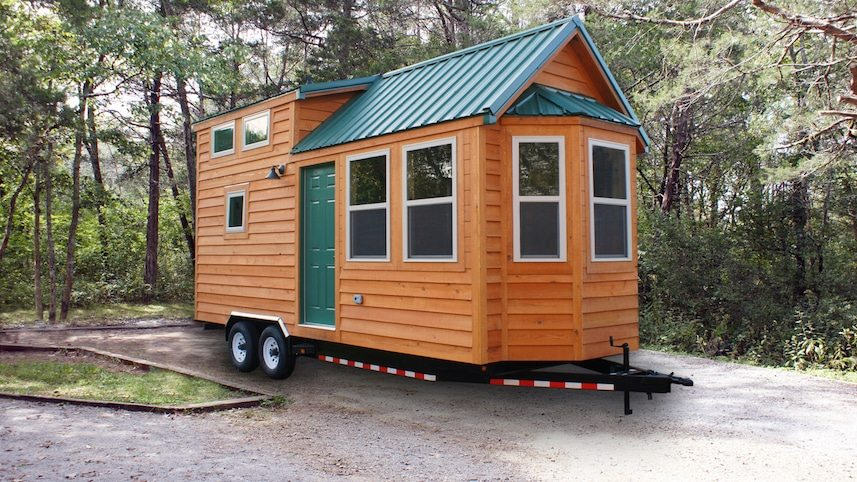 "Traditional ""Tiny House"""