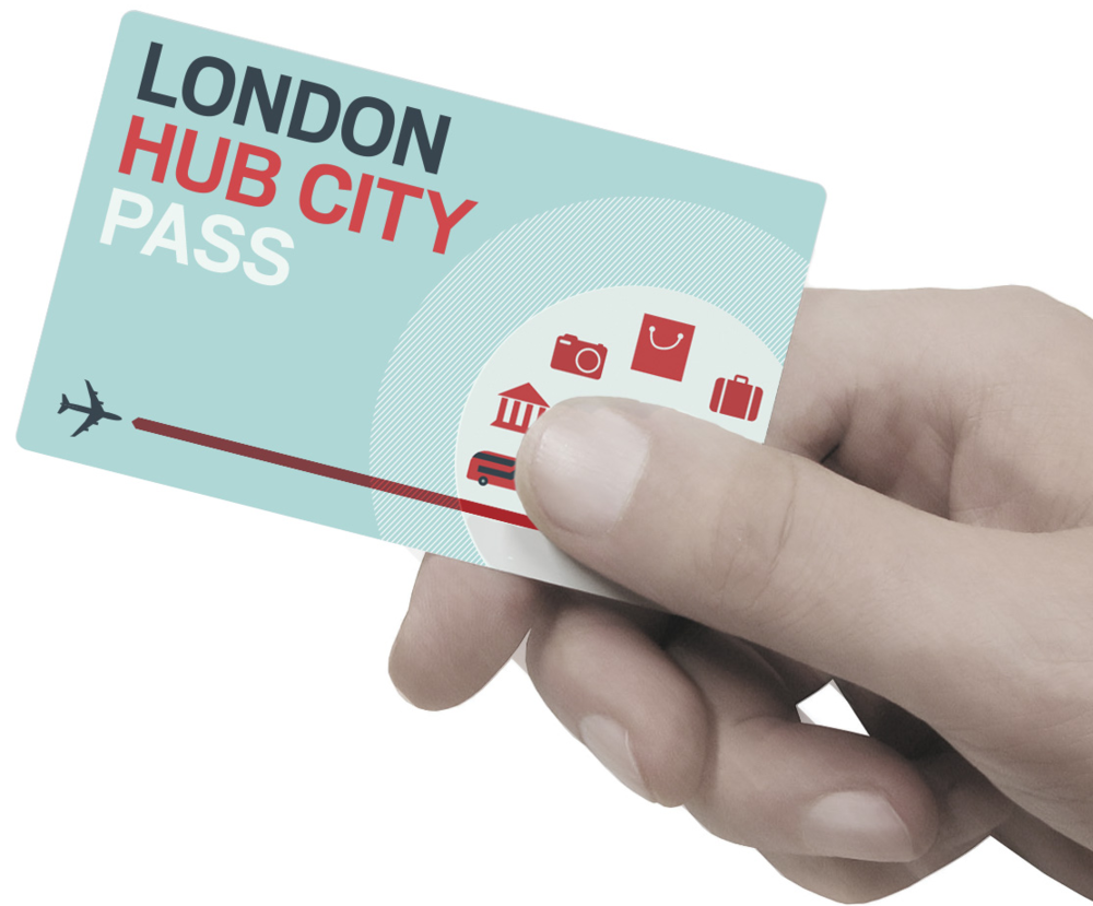 Figure 4: A Hub City Smart Card